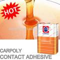 Vente chaude!!! Carpoly haute performance meilleure colle à usage général pour le plastique