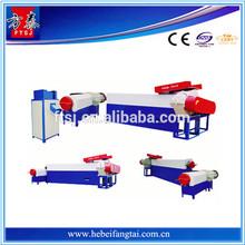 Single Screw Two Stage Plastic Granulator For Pe Pp Film
