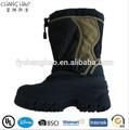 Homens moda sapatos ao ar livre de inverno neve baratos quente botas impermeáveis ch-2041
