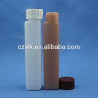 New products,50ml Lab Plsatic Biochemistry Reagent Bottles