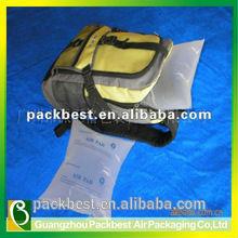Inflatable air cushion pillow plastic bag HDPE bag plastic bag insert for handbag