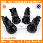 summer dog shoes mesh breathable black color pet boots pet accessories