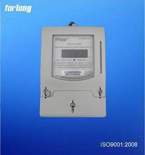 DDSY1286 three phase Remote control IC Card prepayment prepaid energy meter