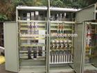 Low voltage reactive power factor compensation cubicle