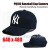 baseball cap camera PQ105