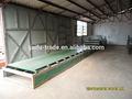 Semi- automática hidráulica da telha de cimento que faz a máquina