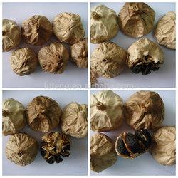 Natural Fermented Black Garlic Japanese black garlic