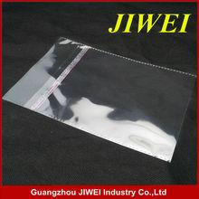 Guangzhou JIWEI custom self-adhesive printed OPP bag
