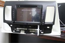 mitsubishi lancer car dvd with navigation