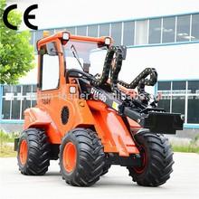 powerful performance new wheel loader mini size