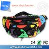 Built in amplifier speaker, stereo speaker bag, neodymium speaker