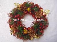 christmas wreaths 10 inch fiber optic christmas wreath