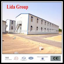 Economical green building new design dormitory building modular prefab house