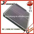 In alluminio di alta qualità bar- idraulica piastra compressore con scambiatore di calore ventola made in china