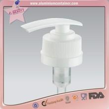 Plastic Pump Liquid Dispenser Lotion Pump Model ZK4.0-33/410A-JA