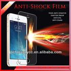 mobile phone anti broken screen guard/protector for iphone 5