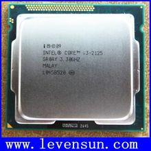 i3-2125 (3M,3.30 GHz) SR0AY CM8062301090500 J1 Sandy Bridge Computer Processor