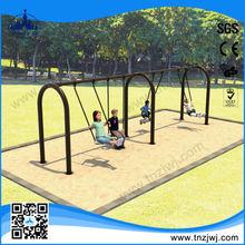 2014 Commercial outdoor garden steel two seater swing