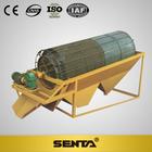 Cylinder Sand Trommel Screen Machine