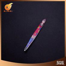 Daily eyebrow splinter tweezer with magnifier(ET10436)
