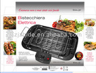 electric barbecue grill for Europe