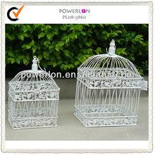 Wholesale Vintage Decoration Wedding Bird Cage