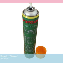 one component polyurethane foam sealant for constructions