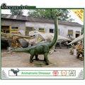 parque jurásico animatronic dinosaurio