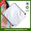 oem nylon drawstring laundry bag