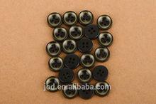 18L 4 hole laser engraved wholesale shirt button