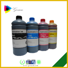 sublimation ink for cotton fabric for Epson/Roland/ Mimaki/Mutoh Piezoelectric inkjet printer