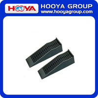 2014 New Wholesale Plastic PE black Motor Car Ramp