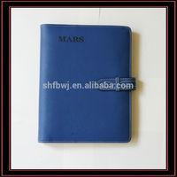 Pocket size 6 ring binder notebook