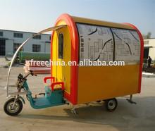 mobile food car for sale/mobile food car/electric food car