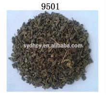 fine healthy gunpowder green tea 9501 ceylon tea with good taste