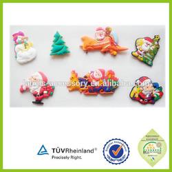 2014 high quality Customized Factory OEM PVC trouist fridge soft magnet