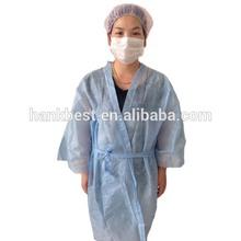 Comfortable single use non-woven sauna cloth