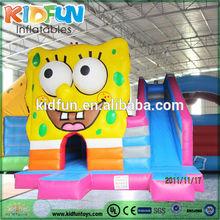 spongebob bounce house ,spongebob inflatable bounce house combo