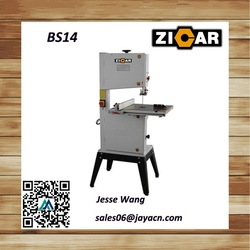 "CE approved ZICAR brand 14"" mini band saw BS14 for sale"