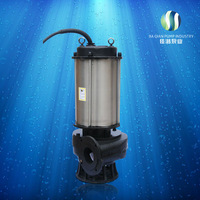5.5KW 7.5KW Industry Submersible Pompa