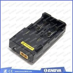 Nitecore LCD i2 charger Intellicharge battery charger Ni-MH/Ni-Cd/aa aaa battery charger