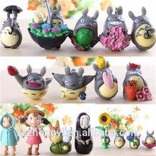 Resin lovely mini cartoon characters diy craft