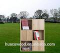 Si alternano hx-mz810 tre porte libreria in legno rustico