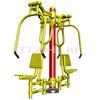 Outdoor Fitness Equipment Chest Press Machine/Outdoor Sport Equipment for Adults/Outdoor Training Eqiupment Chest Press