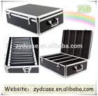 Chrome metal corner Mass storage CD Case DVD Box
