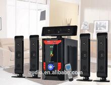 Amplifier player audio surround speaker home theater