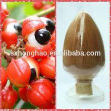 honghao 100% natural water soluble guarana seed extract