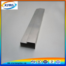 aluminum profile rail for sliding door wardrobe
