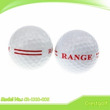 Factory direct marketing golf range ball/practice golf ball