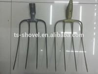 Russia railway steel farm fork